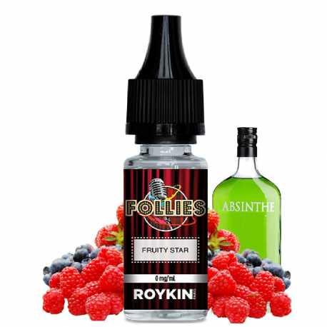 E-Liquid Fruity Star Follies 10ml - Roykin