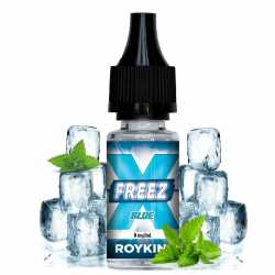 E-liquide X Freez blue - Roykin