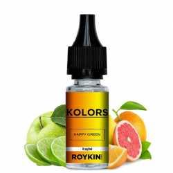 E-liquide Happy Green Roykin