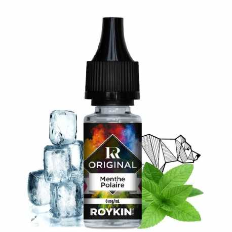 E-liquide Menthe Polaire 10ml - Roykin