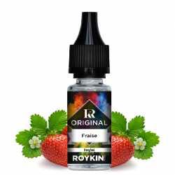E-liquide saveur Fraise Roykin