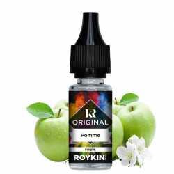 E-liquide saveur Pomme Roykin