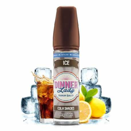 Cola Shades 50ml 0% Sucralose - Dinner Lady