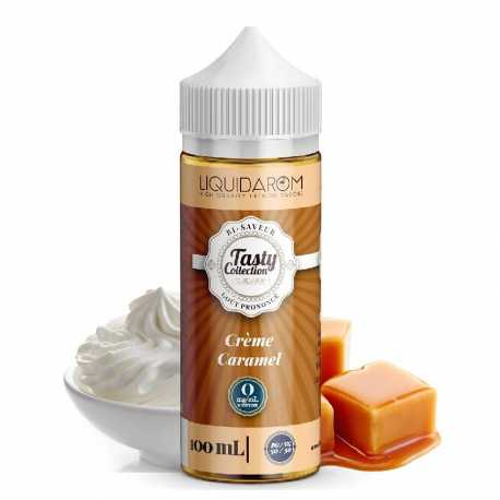 Crème Caramel 100ml - Tasty Collection