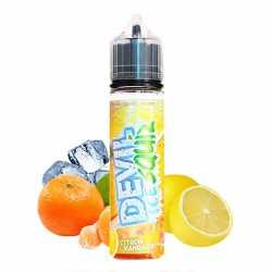 Citron Mandarine Ice 50ML - Devil Squiz