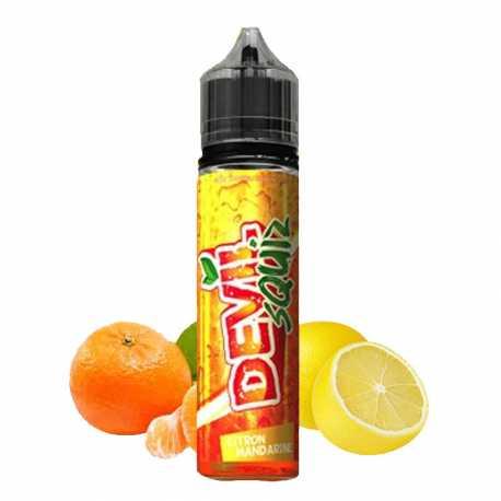 Citron Mandarine 50ML - Devil Squiz