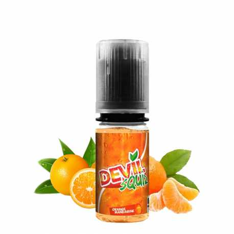 Orange Mandarine - Devil Squiz