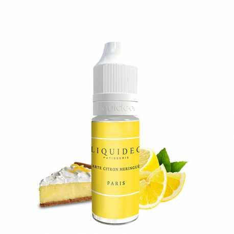E-liquide Tarte Citron Meringuée - Liquideo