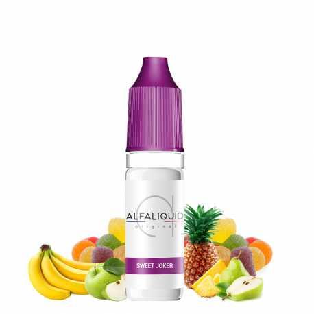 E-Liquid Sweet Joker 10ml - Alfaliquid