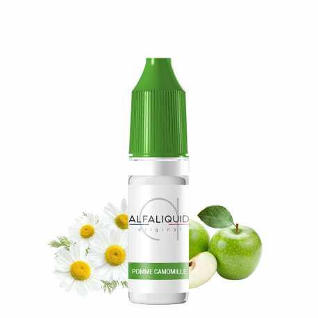 E-Liquide Pomme Camomille - Alfaliquid