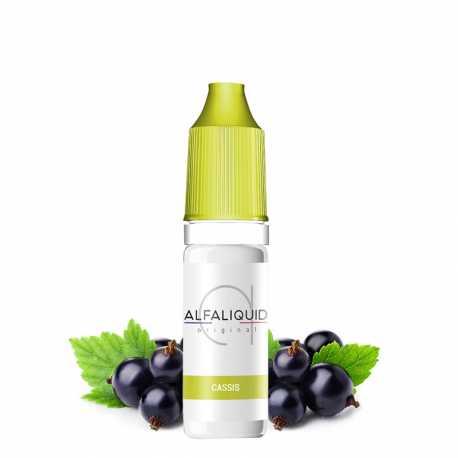 E-Liquid blackcurrant Alfaliquid