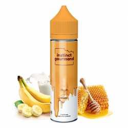 Honey & Milk 50ml + 10ml - Instinct Gourmand