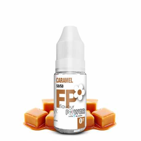 E-Liquide Caramel 50/50 - 10ml - Flavour Power