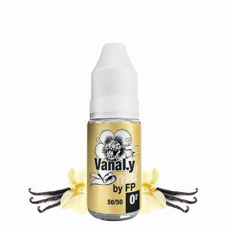 E-Liquide Rebel Vanaly - 10ml - Flavour Power