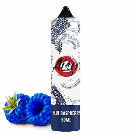 AISU BLUE RASPBERRY ZERO ICE 50 ML - Zap Juice
