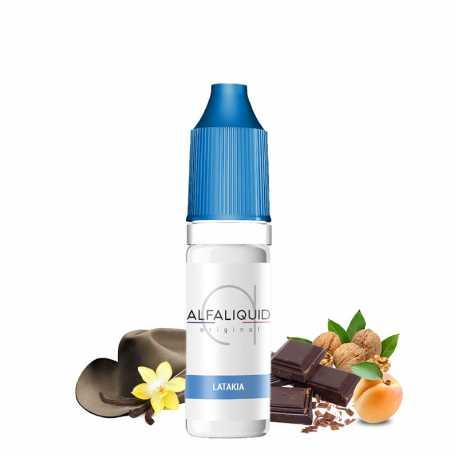 E-Liquid flavor classic latakia 10ml - Alfaliquid