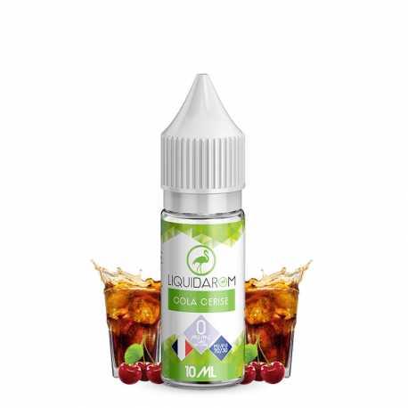 E-liquide Cola cerise - Liquidarom