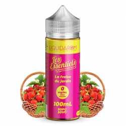 La fraise du jardin 100ml - Les essentiels