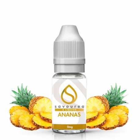 E-liquid Pineapple - Smookies / Savourea