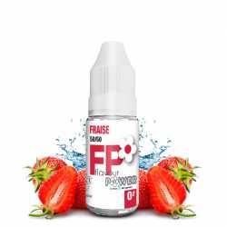 E-liquide Fraise 50/50 - Flavour Power