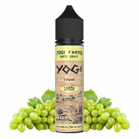 White grape 50ml - Yogi Farms