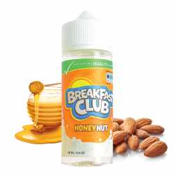 Honey Nut 100ml - Breakfast Club