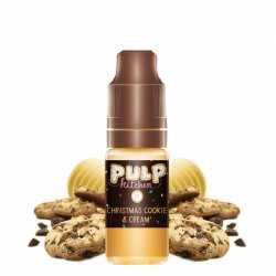 E-Liquide Christmas Cookie & Cream - Pulp Kitchen