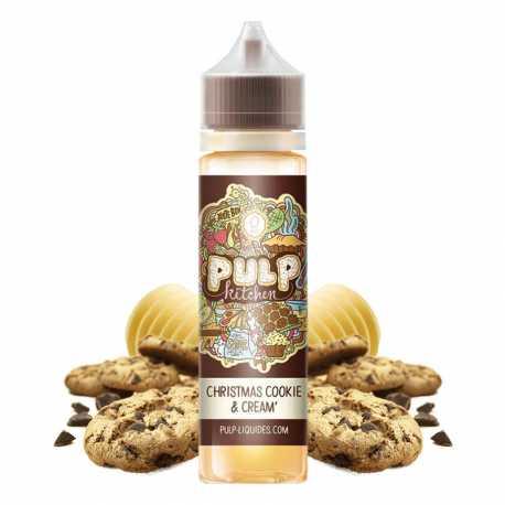 Christmas cookie & cream 50ml - Pulp Kitchen