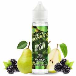 E-liquide circle of life 50ml - Twelve monkeys