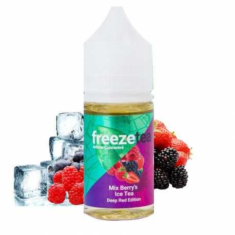 Concentré Mix Berry's Ice Tea 30ml Freeze Tea - Made InVape