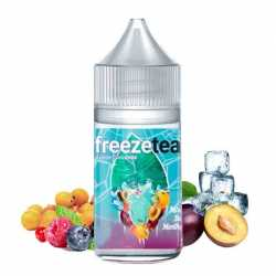 Concentré Mirabelle Prune Baies rouges Ice Tea 30ml - Made In Vape