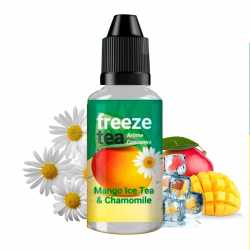 Concentré Mango Ice Tea & Chamomile 30ml Freeze Tea - Made In Vape