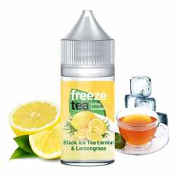 Concentré Black Ice Tea Lemon & Lemongrass 30ml - Made In Vape
