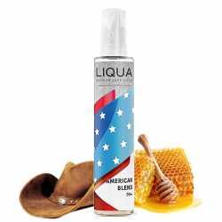 E-liquide Americain blen 50ml - Liqua