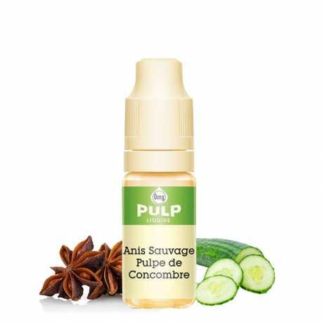 E-liquide Anis Sauvage Pulpe de Concombre - PULP