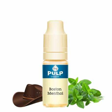 E-liquide Boston Menthol 10ml - PULP
