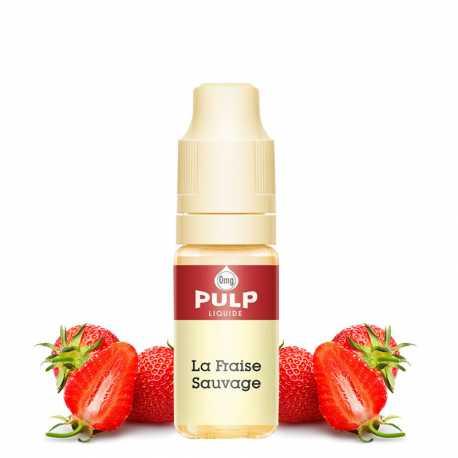 E-liquide La Fraise Sauvage 10ml - PULP