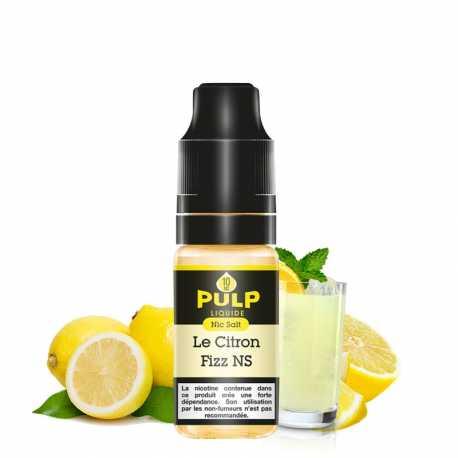 Sel de nicotine le citron fizz - Pulp