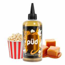Butterscotch Popcorn 200ml Püd - Joe's Juice