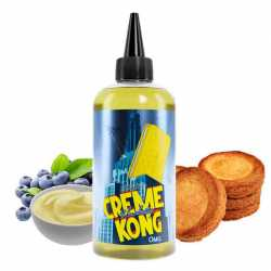 Creme Kong Blueberry Retro 200ml - Joe's Juice