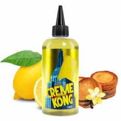 Creme Kong Lemon Retro 200ml - Joe's Juice