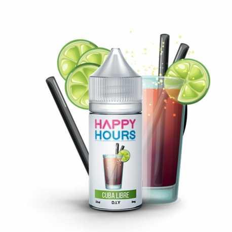 Concentré Cuba Libre 30ml - Happy Hours
