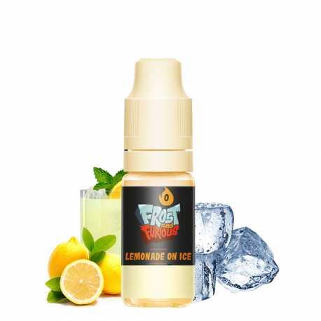 E-Liquide Lemonade On Ice - 10 ML - Frost & Furious - Pulp