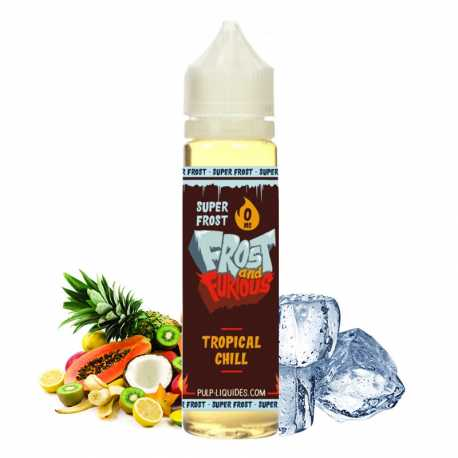 Tropical Chill Super Frost 50ml - Pulp
