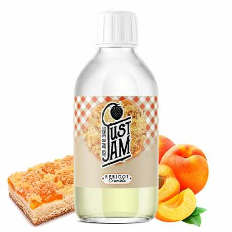 Apricot Crumble 200ml - Just Jam
