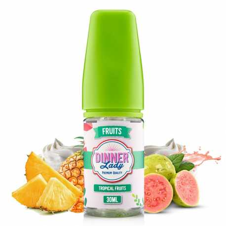 Concentré Tropical Fruits 30ml - Dinner Lady