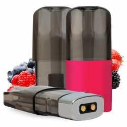 Pods Fruits Rouges 2ml - Le French Liquide (Pack de 3)