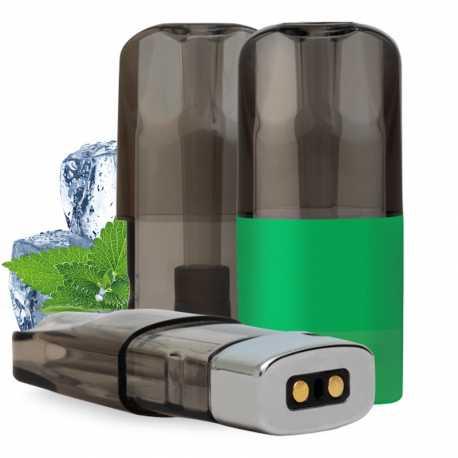 Pods Green Storm 2ml - Le French Liquide (Pack de 3)