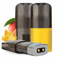 Pods Mangue Ananas 2ml - Le French Liquide (Pack de 3)
