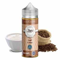 Tasty café crème 50ml - Liquidarom